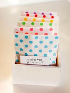 Sprinkle Baby Shower Decorating Ideas : Home Improvement : DIY Network