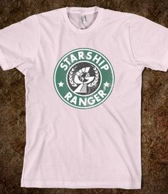 Starkid: Starship Ranger: washed Starbucks style YES.