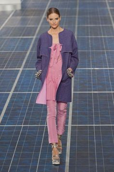Chanel Spring 2013 #PFW Paris #Fashion Week
