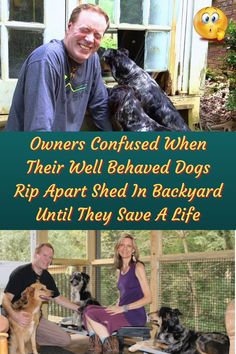 #Owners #Confused #Behaved #Dogs #Rip #Apart #Shed #Backyard #Save A#Life Rip Apart, Colorful Eye Makeup, Amazing Buildings, Dog Chews, Couples In Love, Acrylic Nail Designs, Beauty Make Up, Best Dogs, Curly Hair Styles