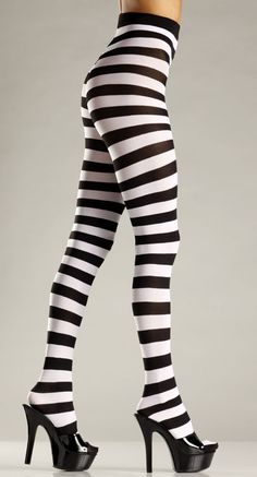 f7efb14ad47ef 22 Best Striped tights images in 2018 | Tights, Socks, Black Stockings