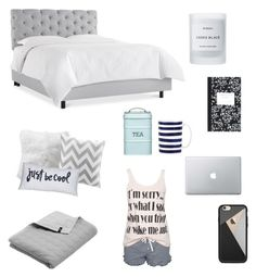 """""""One day in my bed"""" by marieamalieholm on Polyvore featuring Byredo, Intelligent Design, Kitchen Craft, Kate Spade, Dot & Bo, Casetify and Rut&Circle"""