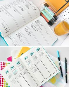 Creative Business, Bujo, Bullet Journal, Organization, How To Plan, Mini, Inspiration, Art, Getting Organized