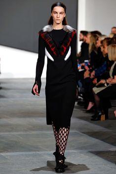 Proenza Schouler Fall 2015 Ready-to-Wear Fashion Show - Irina Liss