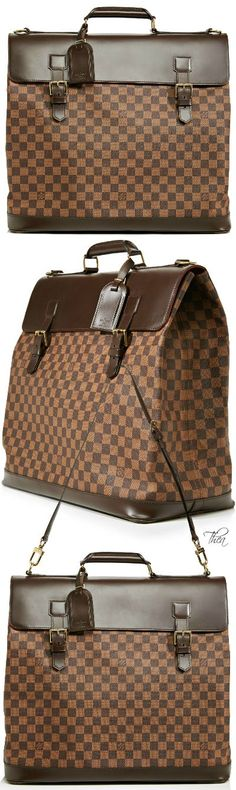 10d76343dd79 Vintage Louis Vuitton ○ Ebene Damier West End Bag