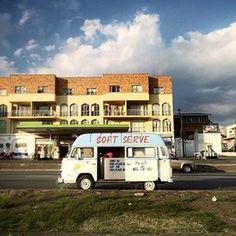 Instagram: Johannesburg ice-cream van