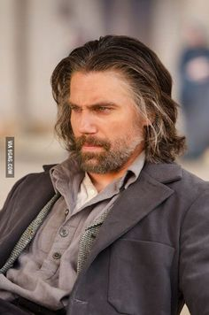 Anson Mount / Hell on Wheels ....this Eyes...<3