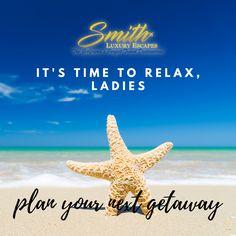 You need to relax... Time to plan that getaway! ✈️ For the latest in travel & destination information Website: www.smithluxuryescapes.com IG: @girlzgetaways TikTok: @girlzgetaways FB: @smithluxuryescapes, @girlzgetaways #ChooseTravel #Wonderlust #BossChick #BossMom #SmithLuxuryEscapes #travel #photooftheday #summer #beach #travelblogger #instagood #holiday #booknow #blackgirlsrock #girlstrip #girlfriendgetaways #happy #ILoveMyTravelAgent #BeachViews #follow #selfie #me Luxury Escapes, The Girlfriends, Black Girls Rock, Summer Beach, Travel Destinations, Relax, Selfie, How To Plan, Website