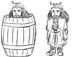 lol Thorin...Thorout