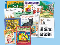 Math Literature Collection - Gr. 2-3