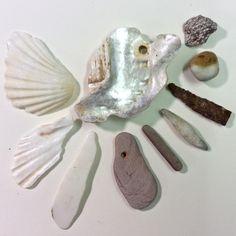Mudlarking and Beachcombing Treasures by HilaryBravo on Etsy