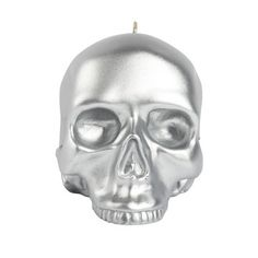 Fab D L Co Skull Candle Silver At 38