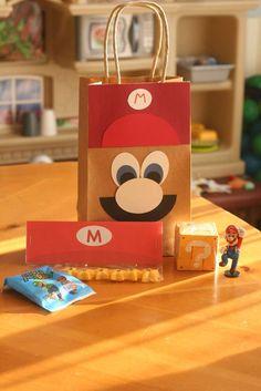 Ideas de la fiesta de cumpleaños de Super Mario Brothers   Foto 3 de 21   Catch My Party