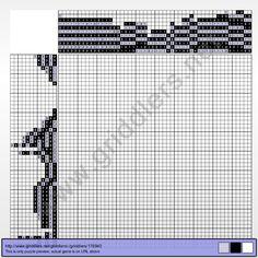 Griddlers Puzzle 176940 Rib Vault in Teltsch (Czech Republic)