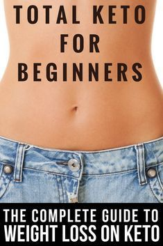 Total Keto Diet For Beginners: How To Meal Plan Your Weight Loss On The Keto Diet + Keto Tips & Food Lists The ultimate guide to the keto diet! Complete with food lists, 5 meal plans, an easy way to calculate macros and keto weight loss tips that rock this is the only guide to the keto diet you need to help you lose weight! #keto #ketodiet #ketogenicdiet #keto