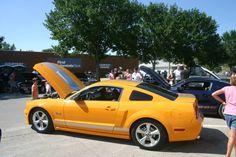 Sturgis Mustang Rally 2013