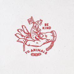 Be kind to animals on behance typography logo, typography design, design art, graphic Illustration Design Graphique, Illustration Art, Tatoo Snake, Tattoo Style, Posca Art, Logo Design, Design Design, Desenho Tattoo, Grafik Design