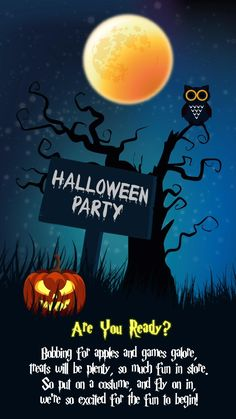 Reach your customers, friends and family with simple, professional #content on time-sensitive topics to attract traffic to your #business. This simple #Halloween #Party #invitation video animation can be created in various formats and shared to all social media platforms such as #Facebook, #Instagram, #Twitter and #LinkedIn, and also shared to Instagram and Facebook Stories. It's important to edit content for cross-platform #campaigns to #optimize reach and viewing experiences for… Halloween Gif, Halloween Pictures, Vintage Halloween, Halloween Ideas, Halloween Invitaciones, Social Media Page Design, Aerial Footage, Scary Pumpkin, Halloween Party Invitations