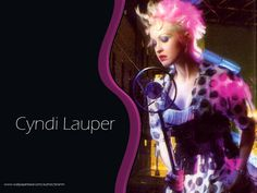 It was both the title track and the first single released from Cyndi Lauper's second album. Description from 3chicspolitico.com. I searched for this on bing.com/images
