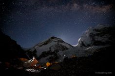 Wonderful Everest Time Lapse