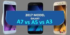 """""""Galaxy A7 (2017) vs A5 (2017) vs A3 (2017) karşılaştırma"""" kilitlendi Galaxy A7 (2017) vs A5 (2017) vs A3 (2017) karşılaştırma"""
