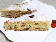 מתכון עוגת גבינה בחושה קלה להכנה, עוגת גבינה בחושה אפויה ביתית קלה ופשוטה עם צימוקים, קוקוס ואבקת סוכר