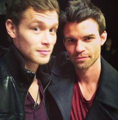 Gorgeous, gorgeous men ;)