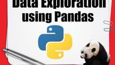 CheatSheet: Data Exploration using Pandas in Python