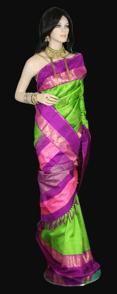 c244043ad29ccd 9 Best silk route images in 2015 | Indian clothes, Kanchipuram saree ...