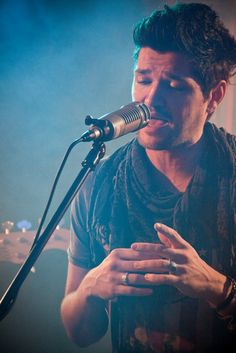 Danny O'Donoghue, O'you sexy singing man.