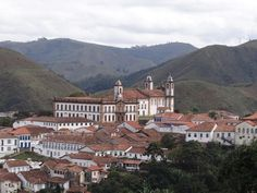 Ouro Preto, the colonial heart of Brazil. Read more in the article Samba, What Inspires You, I Love Him, Colonial, Places Ive Been, Brazil, Mansions, Country, Live