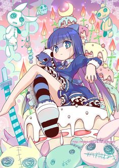 Stocking from Panty & Stocking with Garterbelt