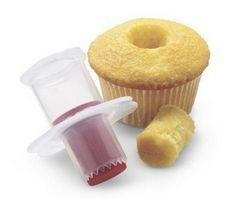 Perfurador para Rechear Cupcake