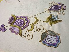 Goldwork embroidery (Flickr - Photo Sharing)