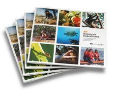 12 travel brochure design ideas