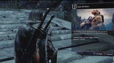 Middle Earth Shadow of Mordor Clear the Skies Dagger Legend Mission Walkthrough – VGFAQ