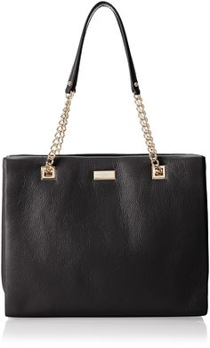 3e2cd4138bc2 Kate Spade New York Sedgewick Lane Phoebe Shoulder Bag Black One Size.  Includes interior back wall zipper pocket and two interior multifunctional  pockets.