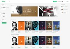 30  Fantastic Online Book Store Web Designs