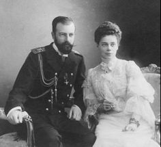 Alexander and Xenia