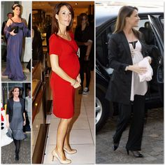 Lily Lemontree: THE ROYAL STYLE REVIEW: What to Expect When The Duchess is Expecting-Princess Marie of Denmark
