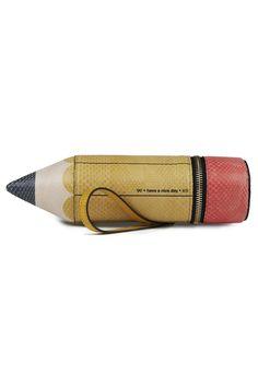 Torebka w kształcie ołówka