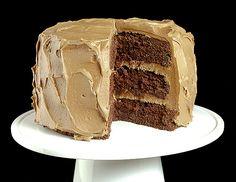 Moist Chocolate Layer Cake Recipe | Chocolate Layer Cake Recipe: Grace's Sweet Life Cake Recipes