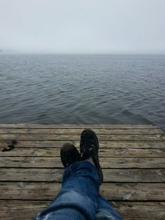 Wawa during a foggi day Misty Day, Great Lakes, Ontario, Hiking Boots, Night, Walking Boots, Hiking Shoes
