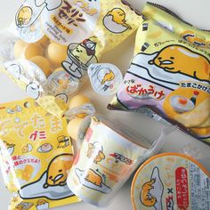 Gudetama Snacks   Life Recently   Kawaii PH Store Garage Sale in Manila | http://the.rainbowholic.me/kawaii/gudetama-snacks-x-life-recently-x-kawaii-ph-store-garage-sale-in-manila/