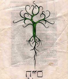 Tree Life_Tattoo design by kirkpatrickpsalm