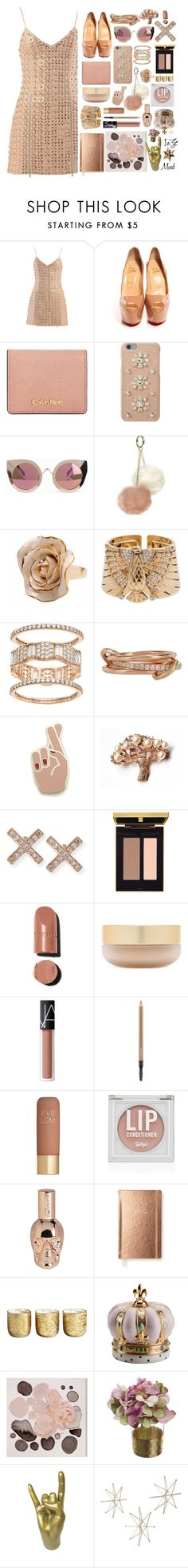 """""""In My Mind- Maty Noyes"""" by sofemmeia ❤ liked on Polyvore featuring David Koma, Christian Louboutin, Calvin Klein, MICHAEL Michael Kors, Quay, Dorothy Perkins, Hop Skip & Flutter, Cartier, SPINELLI KILCOLLIN and Georgia Perry"""