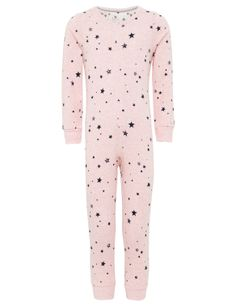 Pink star pj's Marks and spencer