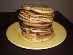 Pancakes con la macchina del pane