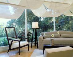 California Contemporary Living Room by Rozalynn Woods Interior Design Wood Interior Design, Home Design Decor, Contemporary Interior Design, Modern Interior, House Design, Home Decor, Design Ideas, Wood Interiors, Architect Design