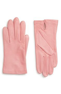 Leather Gloves, Lambskin Leather, Pink Leather, Leather Cleaning, Anniversary Sale, Loafers For Women, Ankle Strap Sandals, Best Brand